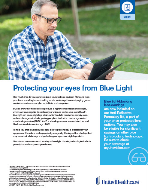 Blue Light Lenses
