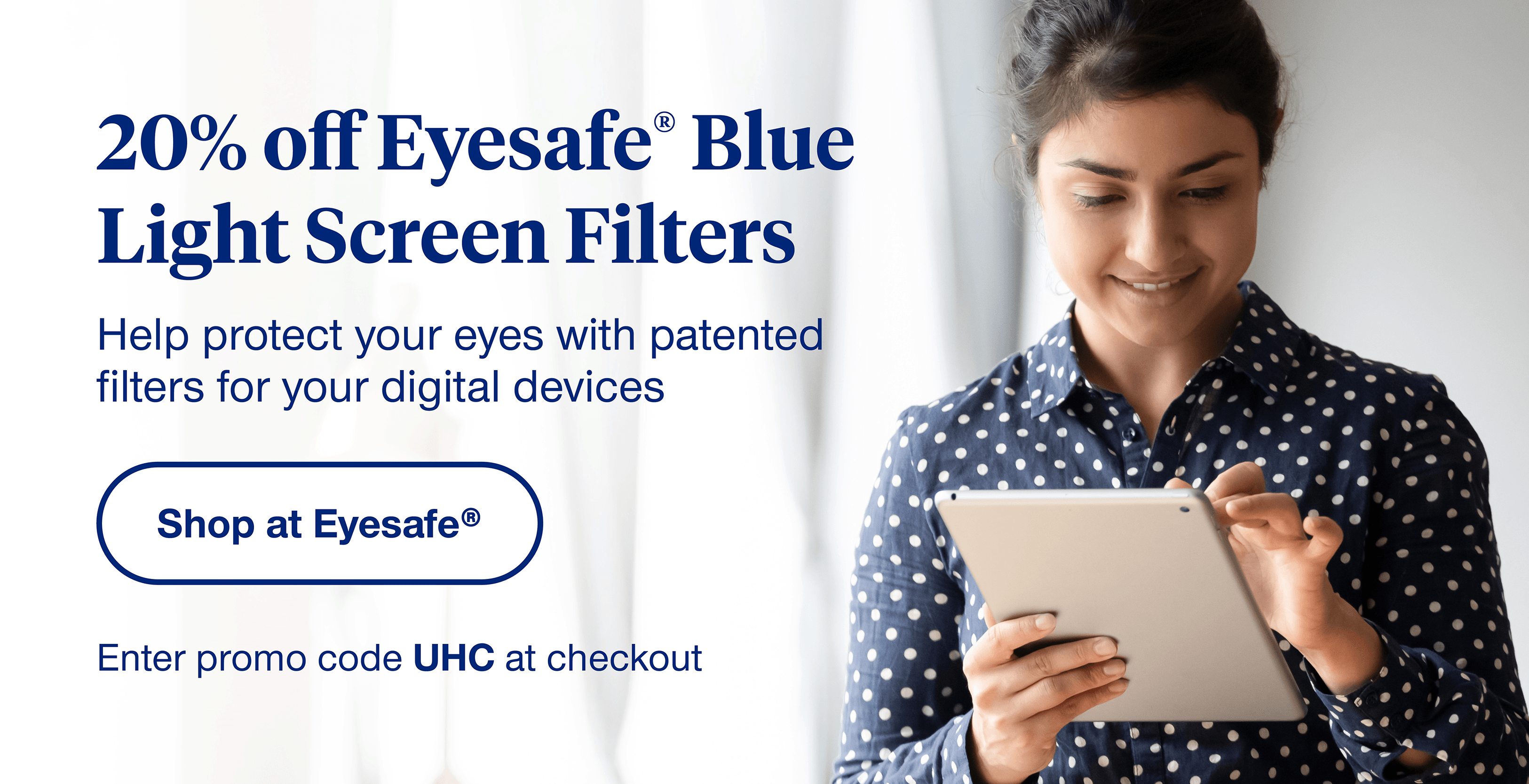 20 Percent Off Blue Light Filters